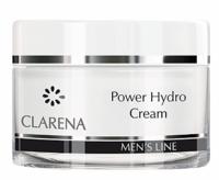 Увлажняющий крем для мужчин / Clarena Power Hydro cream
