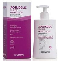 Очищающее молочко для жирной кожи / Sesderma Acglicolic Classic Cleansing Milk