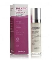 Acglicolic Увлажняющий гель для жирной кожи / Sesderma Acglicolic Classic Moisturizing Cream Gel