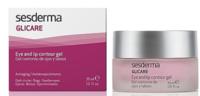 Гель для контура глаз и губ / Sesderma Glicare Eye and Lip Contour Gel