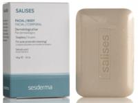Дерматологическое мыло для проблемной кожи / Sesderma SALISES Dermatological Bar