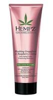 Шампунь для поддержания цвета и блеска волос «Грейпфрут и малина» / Hempz Blushing Grapefruit & Raspberry Creme Shampoo