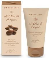 Шампунь для укрепления волос с маслом аргании / L'Erbolario All'Olio di Argan