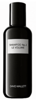 Шампунь для волос №2 / David Mallett Shampoo No. 02 Le Volume
