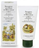 Шампунь на основе масла Макассар / L'Erbolario Shampoo all'Olio di Macassar