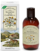 Шампунь с ромашкой / L'Erbolario Shampoo Alla Camomilla