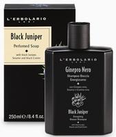Шампунь-гель для душа Черный Можжевельник L'Erbolario