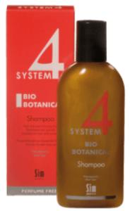 Био ботанический шампунь от выпадения волос / Sim Sensitive System 4 Bio Botanical Shampoo