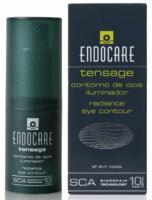 Сияющий флюид для контура глаз / Cantabria Labs Endocare Tensage Radiance Eye Contour