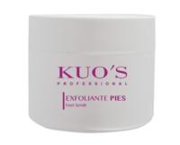 Скраб освежающий для ног / Kuo's Professional Scrub for feet (mentholated)