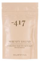 Соль Мертвого моря для принятия ванн / -417 Hydrating Dead Sea Bath Salt