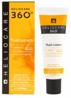 Солнцезащитный крем-флюид SPF50+ для всех типов кожи / Cantabria Labs Heliocare 360º Fluidcream SPF50+