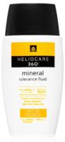 Солнцезащитный минеральный крем-флюид для чувствительной кожи / Cantabria Labs Heliocare 360º Mineral Tolerance Fluid SPF 50