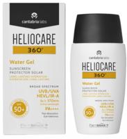 Солнцезащитный увлажняющий гель / Cantabria Labs Heliocare 360º Water-Gel SPF 50