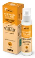 Солнцезащитный спрей c антиоксидантным действием SPF 50+ / Guam Supreme Solare Crema viso-corpo Spray Bimbi Protezione molto alta SPF-50+