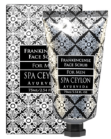 Мужской скраб для лица / Spa Ceylon Frankincense Face Scrub For Men