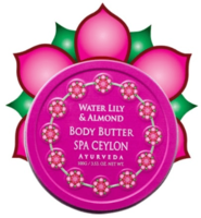 Баттер для тела Водяная лилия и миндаль / Spa Ceylon Water Lily & Almond Body Butter