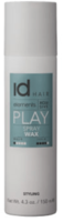 Пластичный воск-спрей / idHair Elements Xclusive Spray Wax