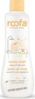 Средство для ванны с медом / Roofa Honey Bath Gel