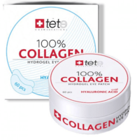 Гиалуроновые патчи для глаз с гиалуроновой кислотой / TETe 100% Collagen Hydrogel Patch