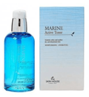 Тоник для лица с керамидами / The Skin House Marine Active Toner