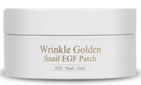 Гидрогелевые патчи / The Skin House Wrinkle Golden Snail EGF Patch