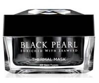 Антивозрастная очищающая маска для лица с разогревающим эффектом / Sea of Spa Black Pearl Thermal mask