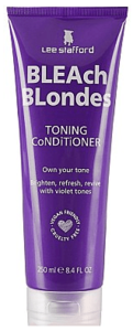 Тонирующий кондиционер для блондинок / Lee Stafford Bleach Blondes Toning Conditione