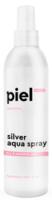 Увлажняющий спрей для лица. Сухая / Чувствительная кожа / Piel Cosmetics Silver Aqua Spray