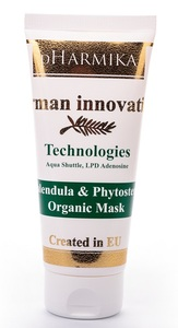 Маска успокаивающая с календулой и фитостеролами / Pharmika Soothing mask with calendula Organic