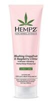 "Увлажняющий гель-крем для душа ""Грейпфрут-Малина"" / Hempz Blushing Grapefruit & Raspberry Cream In Shower"