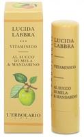 Витаминный блеск для губ / L'Erbolario Lucida Labbra Vitaminico