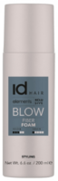 Волоконный мусс для укладки феном / idHair XCLS Blow Fiber Foam