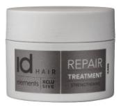 Восстанавливающая маска для поврежденных волос / idHair Elements Xclusive REPAIR TREATMENT