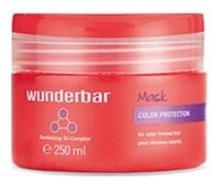 Маска защита цвета для окрашенных волос / Wunderbar Color Protection Mask