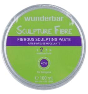 Паста для стайлинга / Wunderbar Sculpture Fibre Fibrous Sculpting Pasta