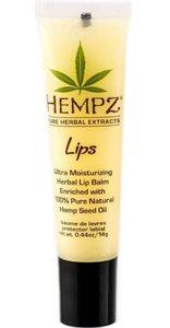 Защитный бальзам для губ / Hempz Ultra Moisturizing Herbal Lip Balm