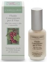 Жидкий концентрат с чёрным виноградом и ромашкой / L'Erbolario Fluido Concentrato