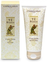 "Жидкий крем для тела ""Белый чай"" / L'Erbolario TE Bianco Crema Fluida Per Il Corpo"