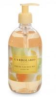Жидкое мыло со свежим ароматом цитрусовых / L'erbolario Buonaschiuma Sapone di Marsiglia