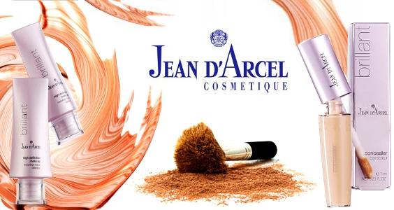 Jean darcel косметика